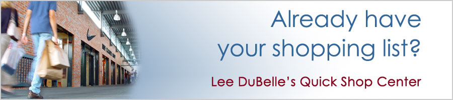Lee DuBelle's quick shop center.