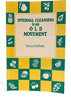 Image of the book Internal Cleansing Is An Old Movement.